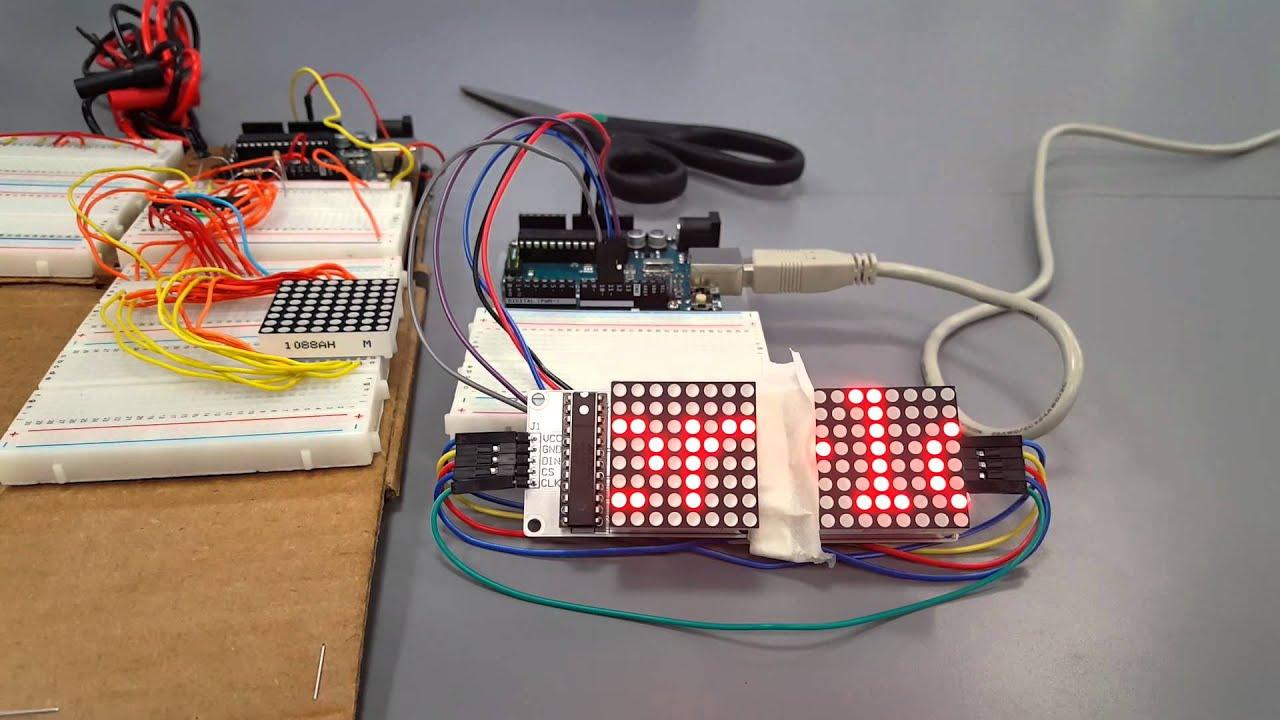 Driving Multiple Leds