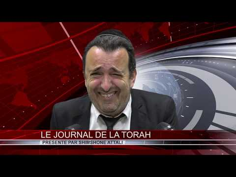 JT NEWS 5 - Le Journal de la Torah - PARACHAT PINHAS