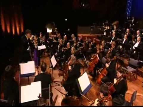 Marianne Thorsen: Hvoslef Violin Concerto Finale / Oslo Philharmonic, Sinaisky