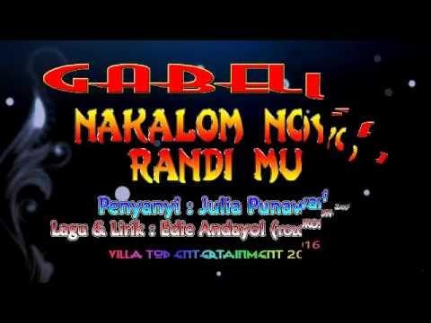 "Rimbai nu murut Gabella Group "" Nakalom noyo randi mu "" Julia"