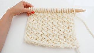 #Tricot - Apprendre à tricoter le point croisé