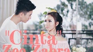 CINTA [OFFICIAL VIDEO CLIP] || Zee Zahra
