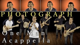 Ed Sheeran - Photograph - Acapella Cover by Jared Halley