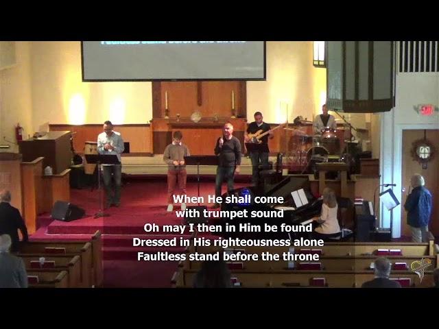 Ashland Church - Sunday Service - 10:30am -  October 17th, 2021