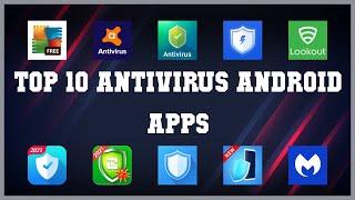 Top 10 Antivirus Android App | Review screenshot 4