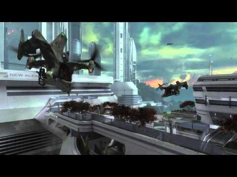 Halo Reach Complete Soundtrack 08 - Exodus