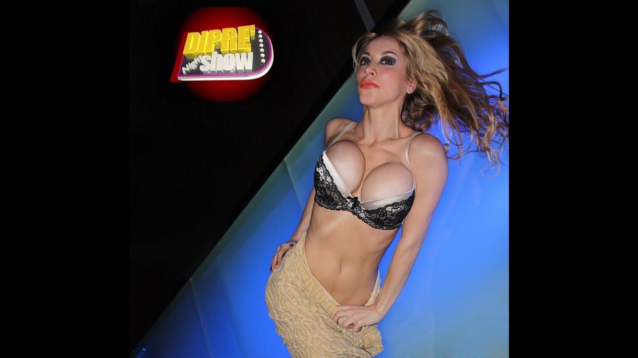 Dal dipr night show nadia mori starlette di canale italia evento teatrale youtube - Diva futura video ...
