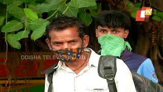 Stranded Migrant Labourers In Bhubaneswar Cry For Help