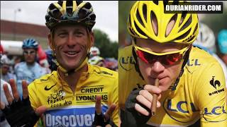 Chris Froome BUSTED!?