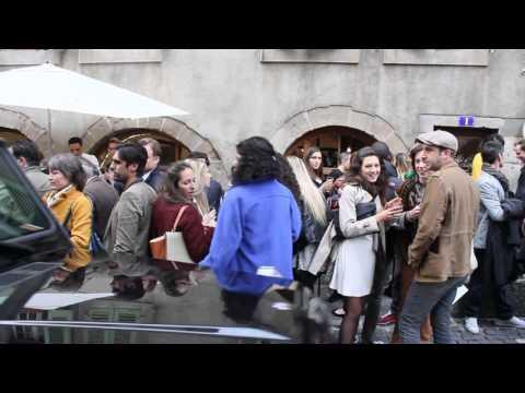 mode, culture   à Genève, escale à TRIBU House