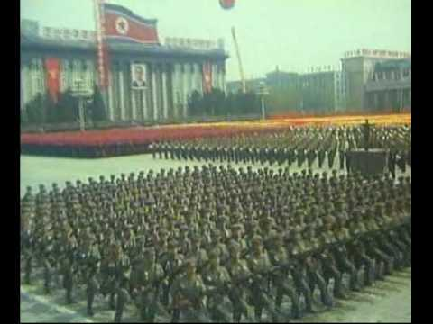 Celebration of the 75th Anniversary of Founding of the Korean People's Army {Part 4}