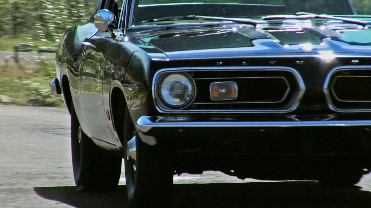 Muscle Car Wallpaper Black And White 1967 Formula S Plymouth Barracuda Fastback Redefining