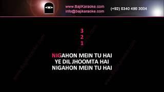 Tu jo nahi hai to - Video Karaoke - SB John - by Baji Karaoke