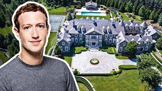 The Homes of The Richest People In Tech