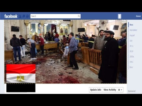 Massive Terror Attack In Egypt Hardly Gets Mentioned By Media