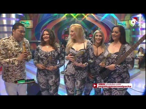 Presentación de Las Chicas del Can en Pégate y Gana con el Pachá 2/3