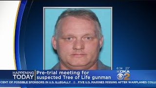 Pittsburgh Synagogue Shooting Suspect Robert Bowers Not Expected To Appear At Pre-Trial Meeting