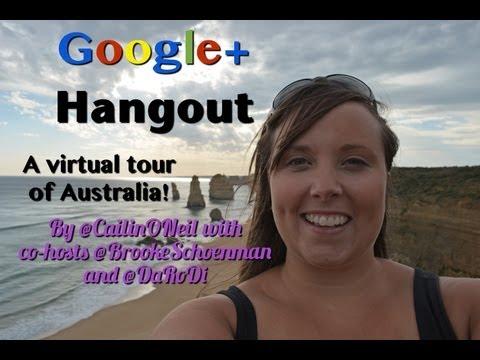 Virtual Tour of Australia with Cailin O'Neil for G Adventures