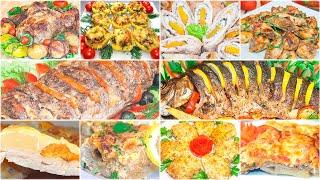 видео Горячие блюда к Новому году 2017