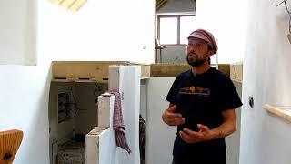 Kulaté rohy – štuk, stavební lepidlo a jádrová omítka