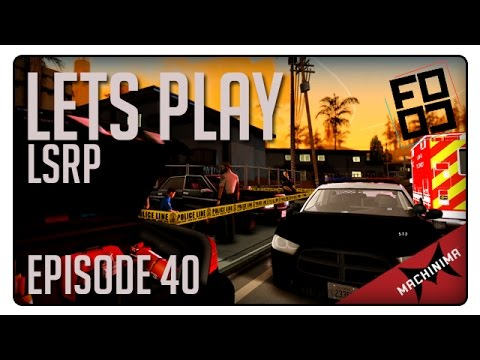 [LS-RP] Let's Play - Episode 40 - Winter Time! #StreamDelay!