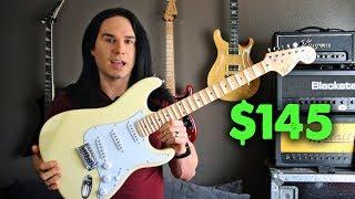 COUNTERFEIT Yngwie Malmsteen Guitar?! - (Aliexpress) Demo / Review