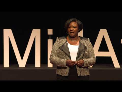 We have made coming home from prison entirely too hard | Teresa Hodge | TEDxMidAtlanticSalon