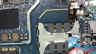 Processador e Memória em Android Samsung J5 liga e reinicia ....