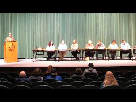 2018 Forum • Pine City School Board