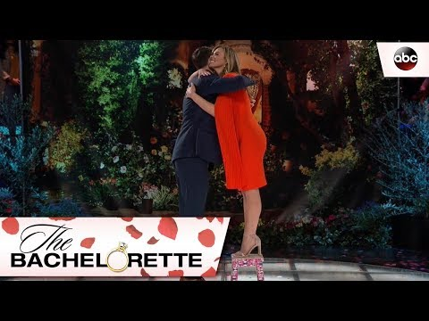First Steps with Connor S. – The Bachelorette