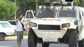 #22M: Los enfrentamientos regresaron a El Cardenalito #Barquisimeto