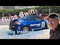 Russ Swift Stunt Driving @ Manila International Auto Show 2018