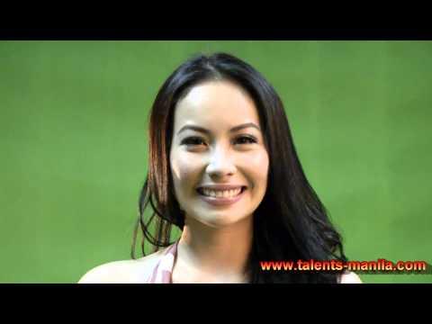 Talents Manila VTR- Therese Rivera