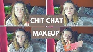 CHIT CHAT MAKEUP (Mon absence sur Youtube, confiance en soi...) || Typhanie
