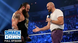 WWE SmackDown Full Episode, 8 November 2019