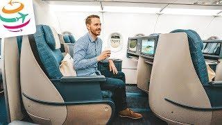 Nagelneu! Philippine Airlines Business Class A321neo | GlobalTraveler.TV