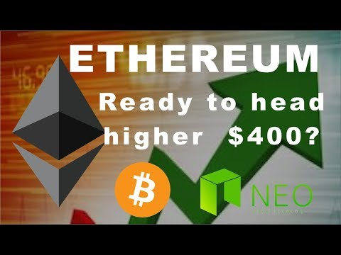 Is Ethereum Ready to Outperform?  Plus Bitcoin Cash!  NEO Update