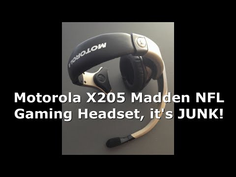 MOTOROLA X205 HEADSET DRIVER FOR WINDOWS DOWNLOAD