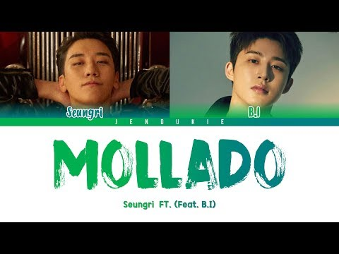 SEUNGRI (승리) - 'MOLLADO (몰라도) FT. B.I (iKON)' LYRICS (Color Coded Han|Rom|Eng)