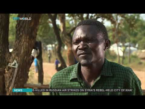 South Sudan refugees build a new life in Uganda