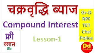 Compound Interest Gr D RPF Lesson 1