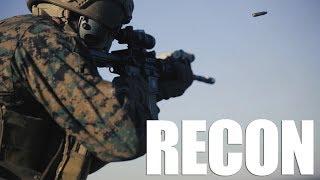 Reconnaissance Marines Prepare for Deployment