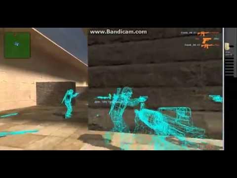 видео: wallhack для css v34
