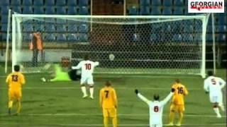 Georgia - Moldova 2-0