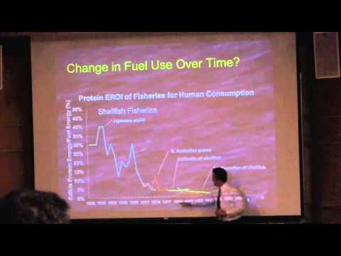 Peter Tyedmers - Energy use in fisheries: Achilles' heel or Poseidon's trident?