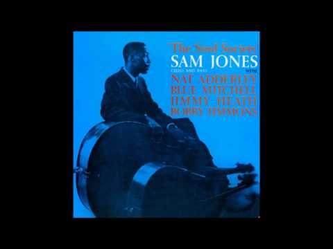 SAM JONES  -  There Is No Greater Love