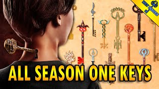 Locke & Key | Every Key in the First Season Explained
