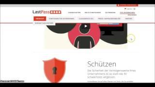 Genialer Tipp  zur Software LastPass - Der Password Manager