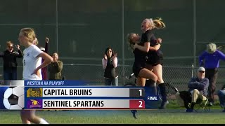 Missoula Sentinel girls and boys win playoff matches in final moments