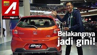 Honda Brio Baru 2018 First Impression Review by AutonetMagz